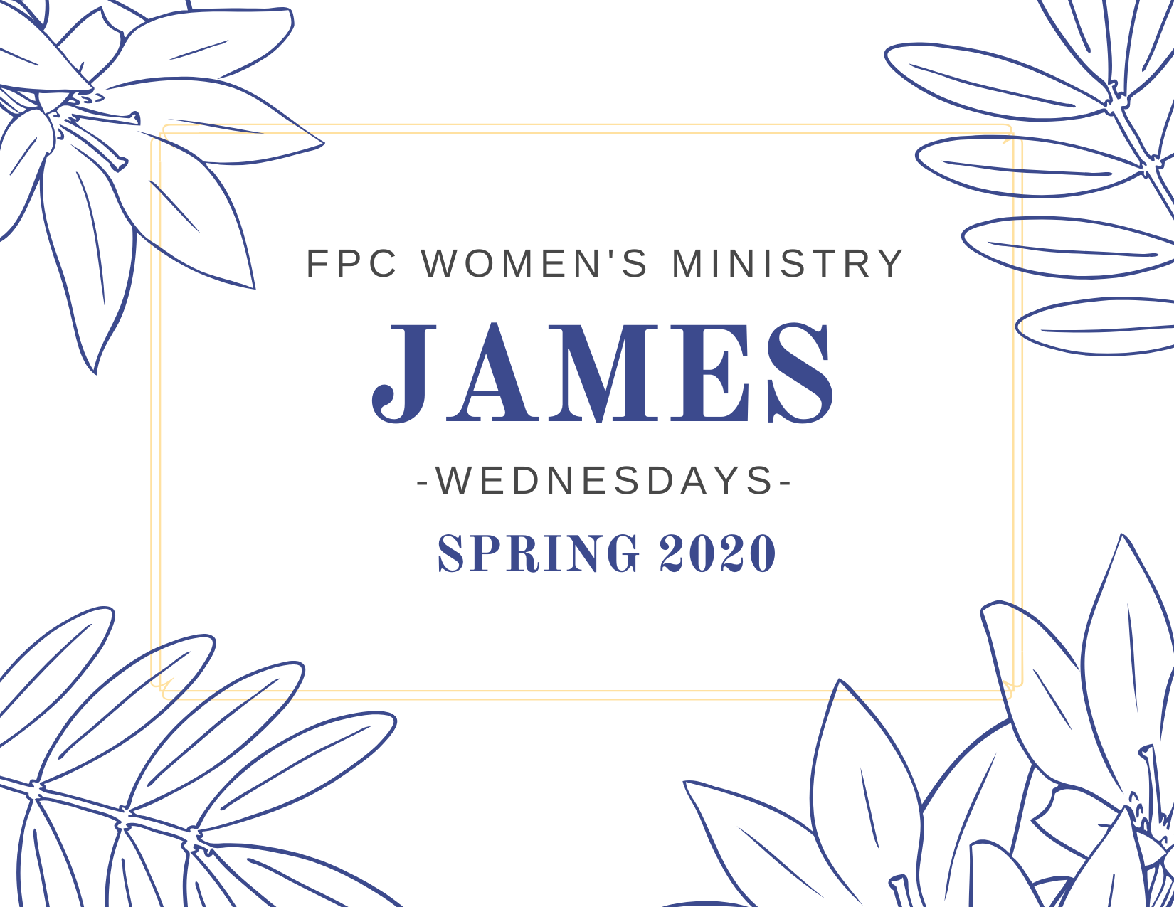James Ad spring 2020