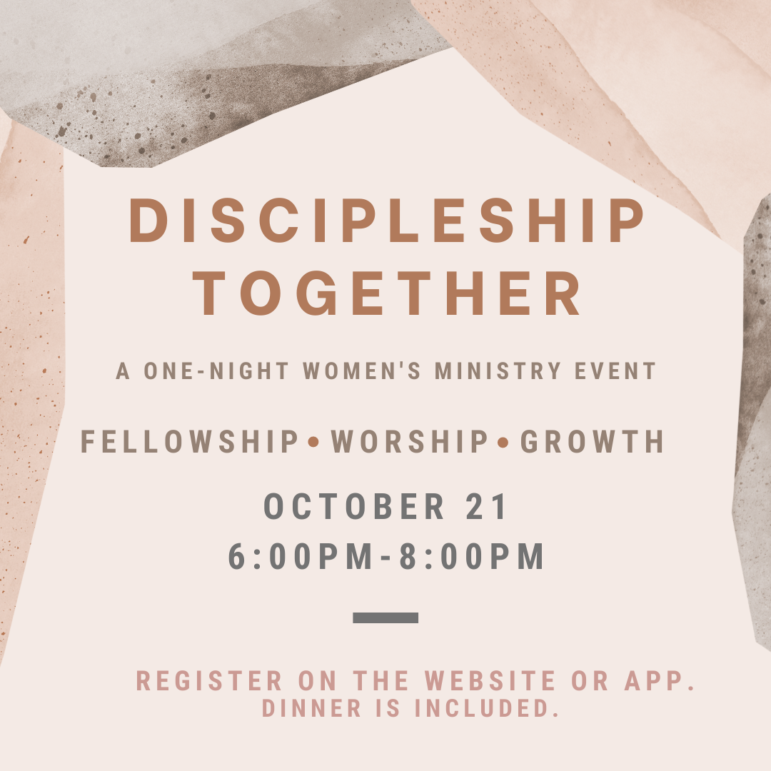 womens discipleship together fall 2021