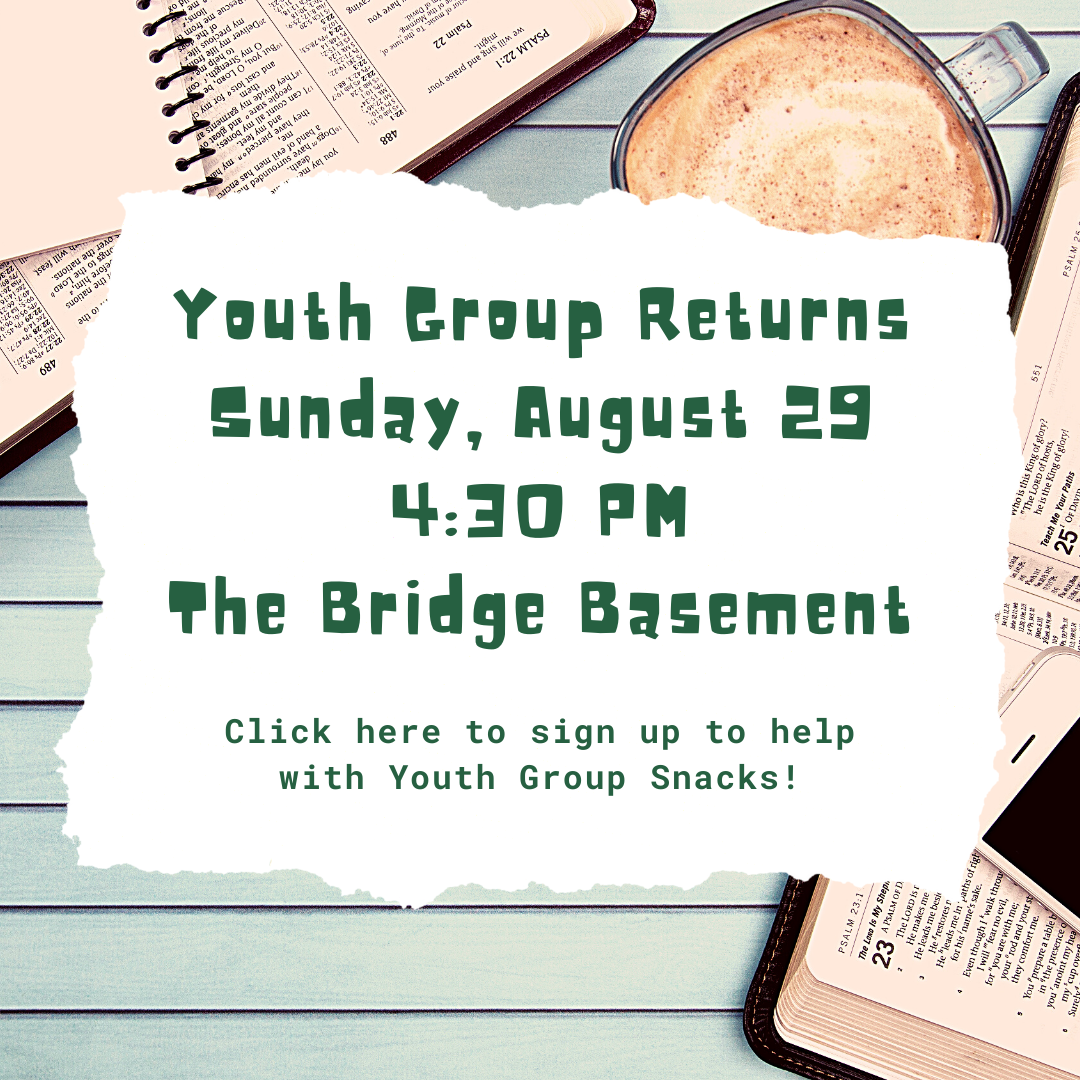 youth group fall 21