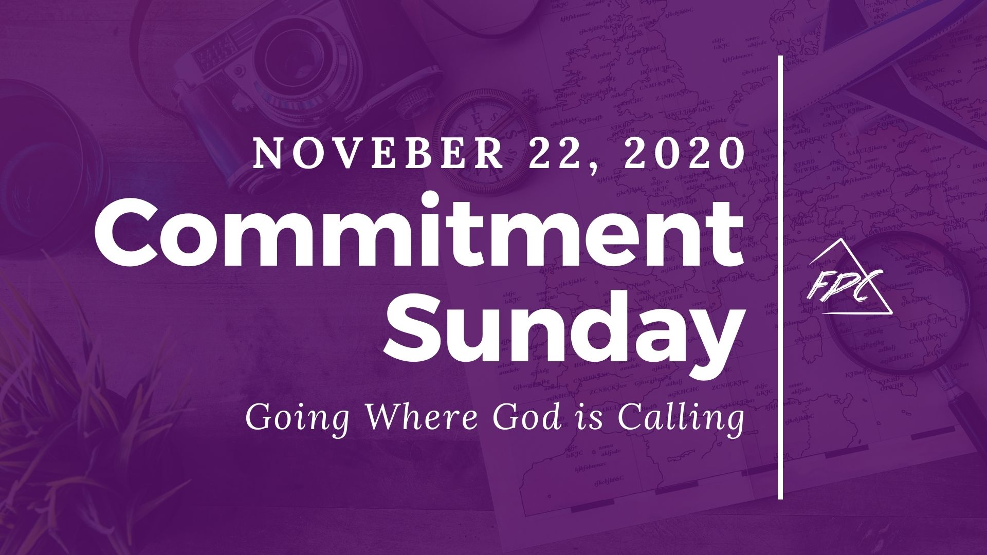 11.22.2020_MON_ Commitment Sunday