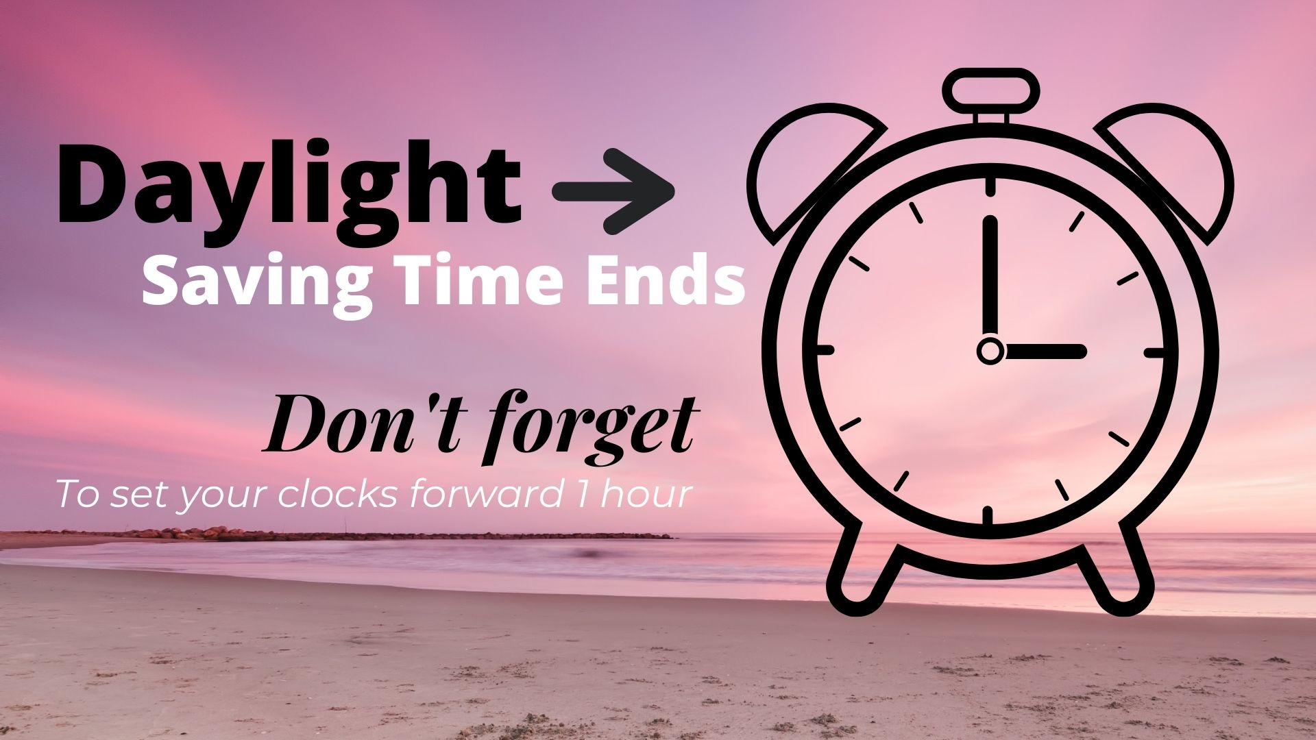 2020_Daylight Saving Time Ends
