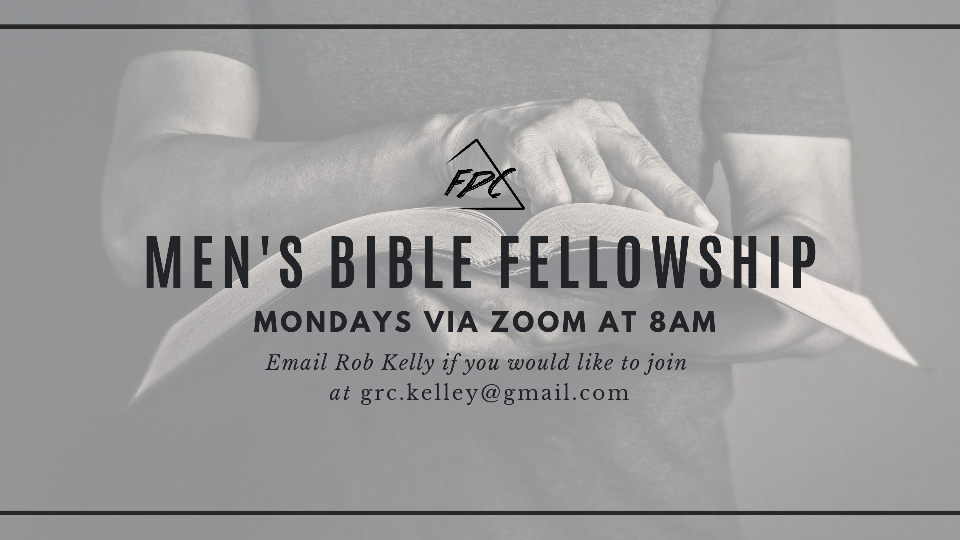 Mon_Men's Bible Fellowship