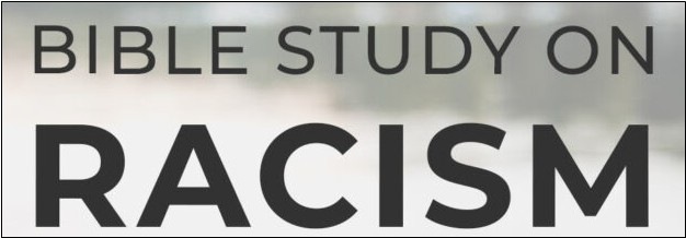 bible study on racism image