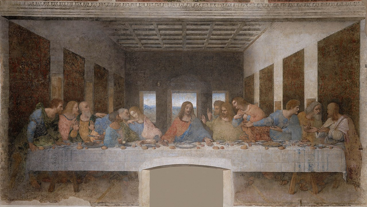last supper image