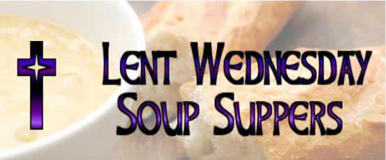 lent soup suppers image