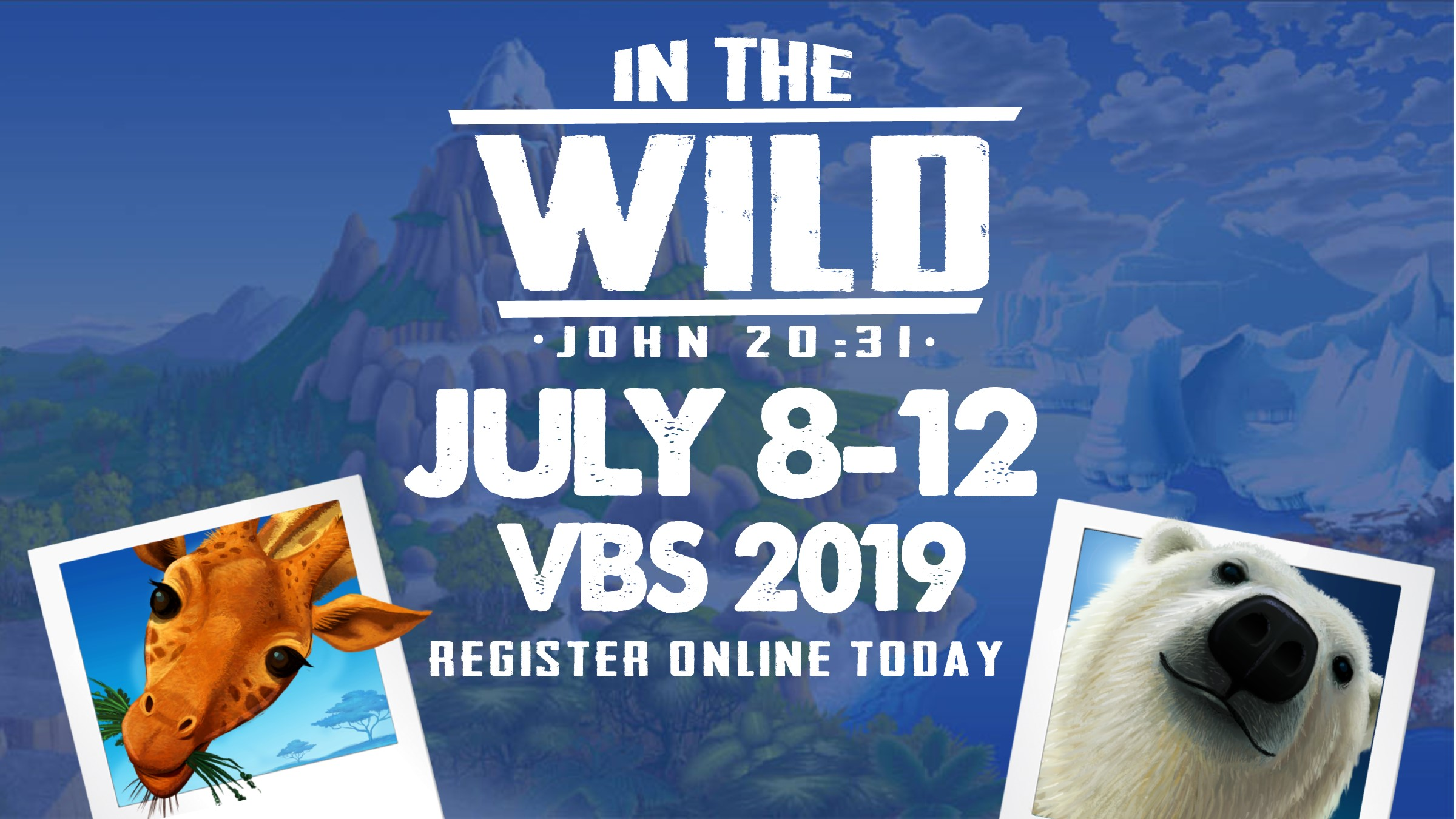 VBS 2019 Announcement Slide image