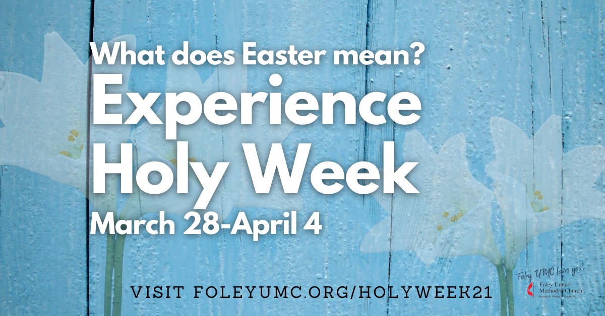Experience Holy Week image