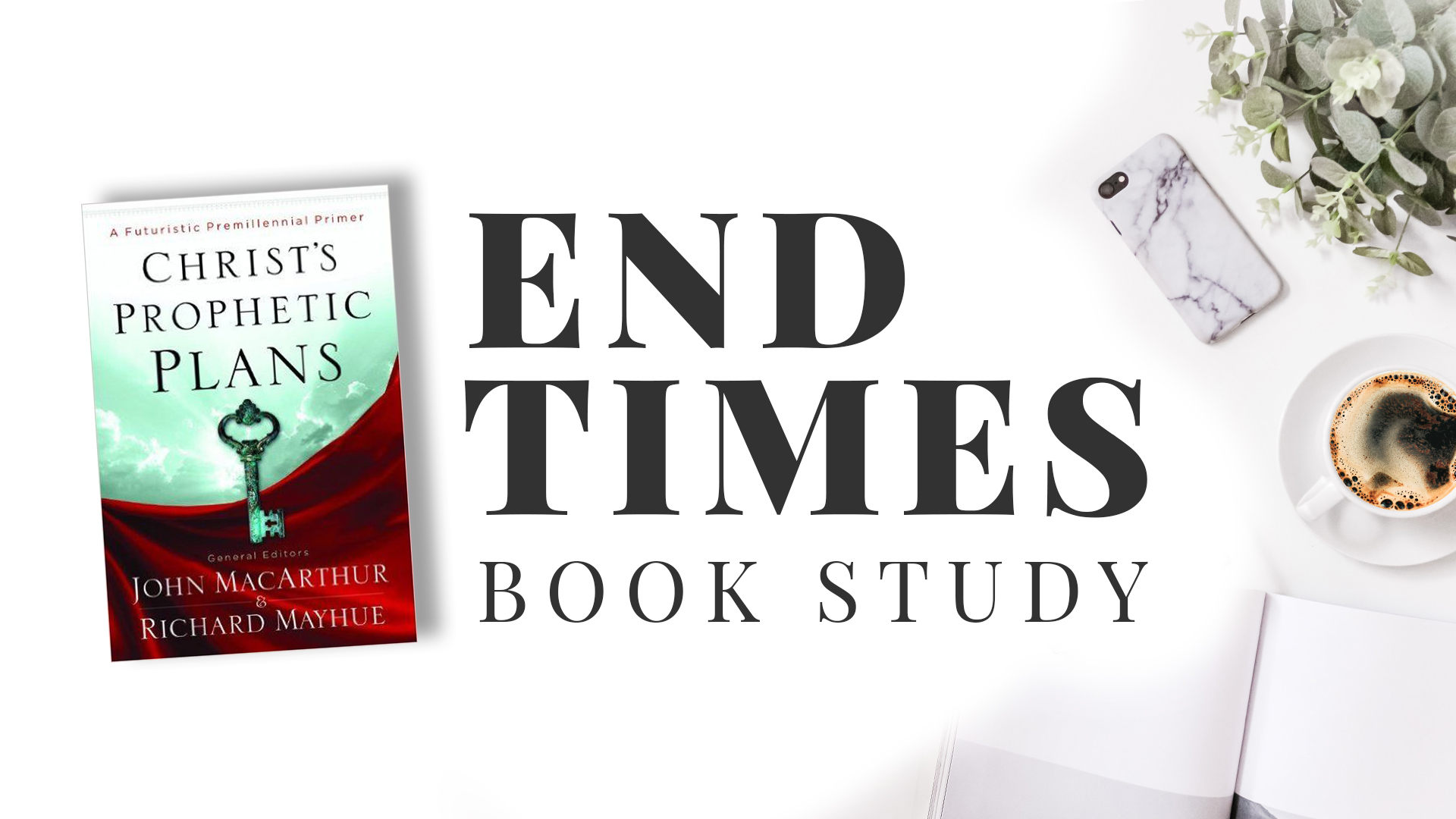 End Times: A Book Study banner