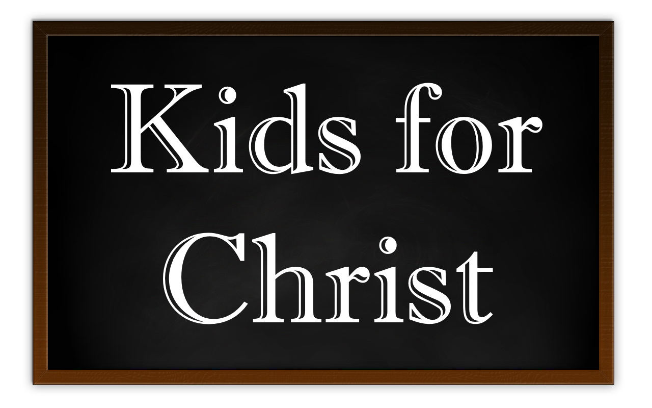 kids-for-christ
