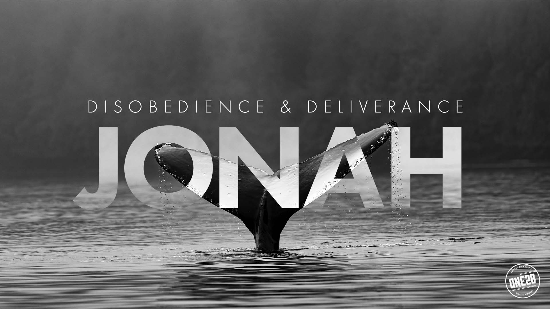 Jonah: Disobedience & Deliverance banner
