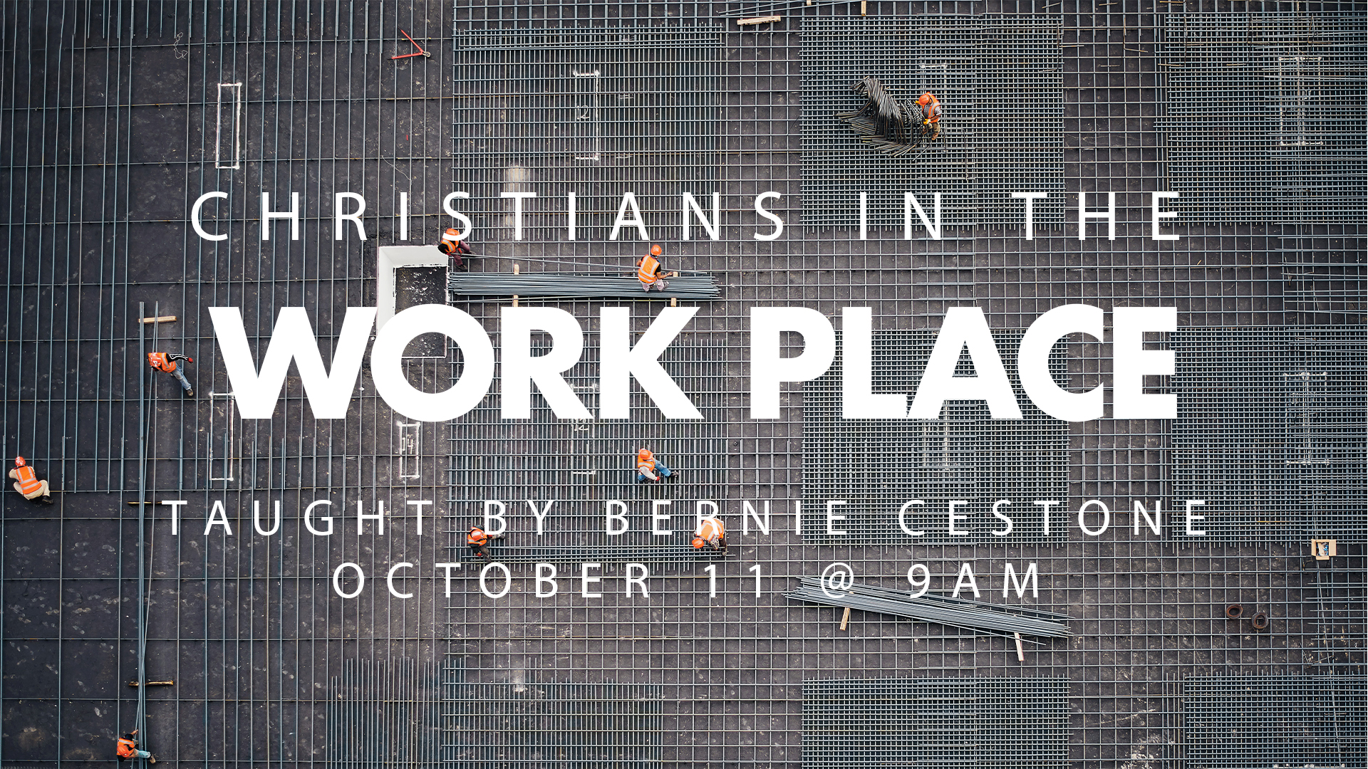 Christians in the Workplace banner
