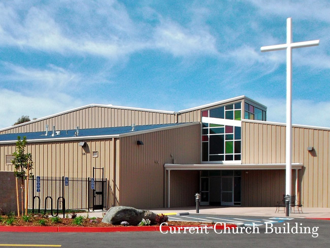 current church building text