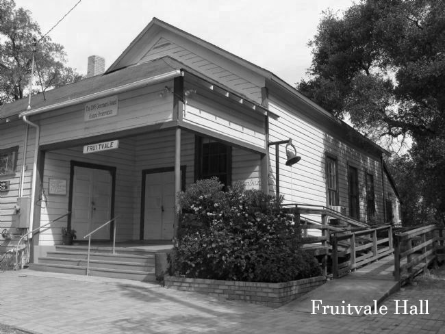 Fruitvale Hall text