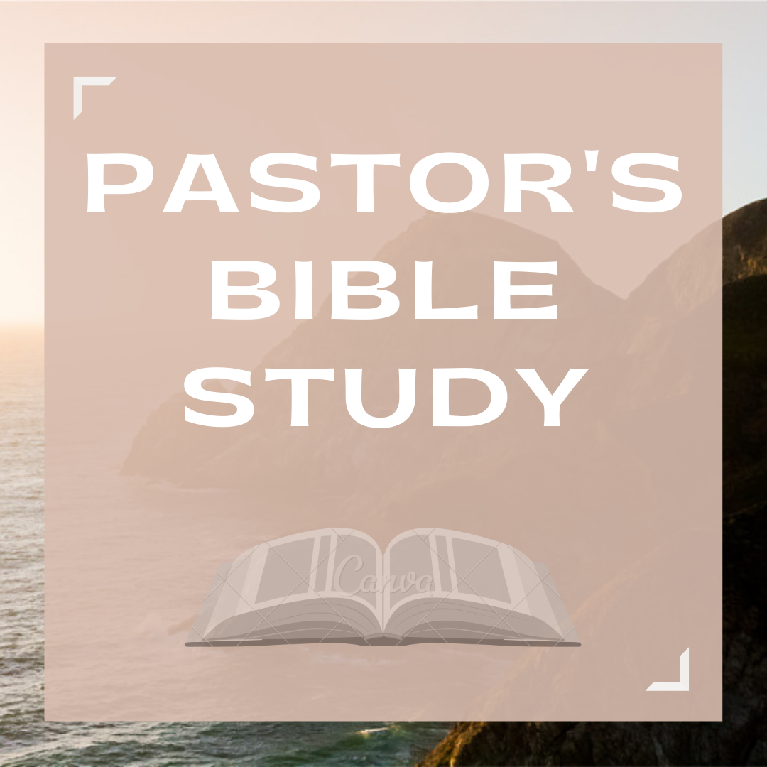 Pastor's Bible Study Icon image