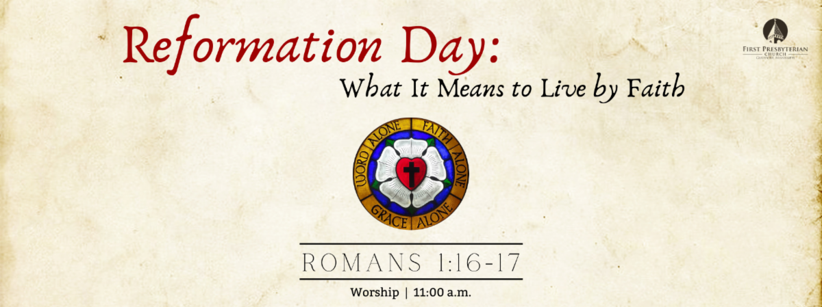 The Heart Of Romans (And The Reformation) banner