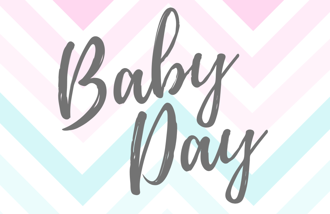 baby day image
