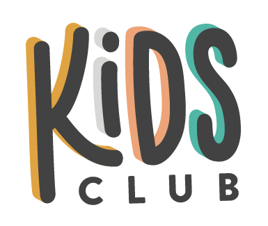 Kids Club Logo Multicolor