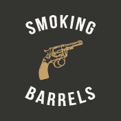 Smoking Barrels Logo Update-40