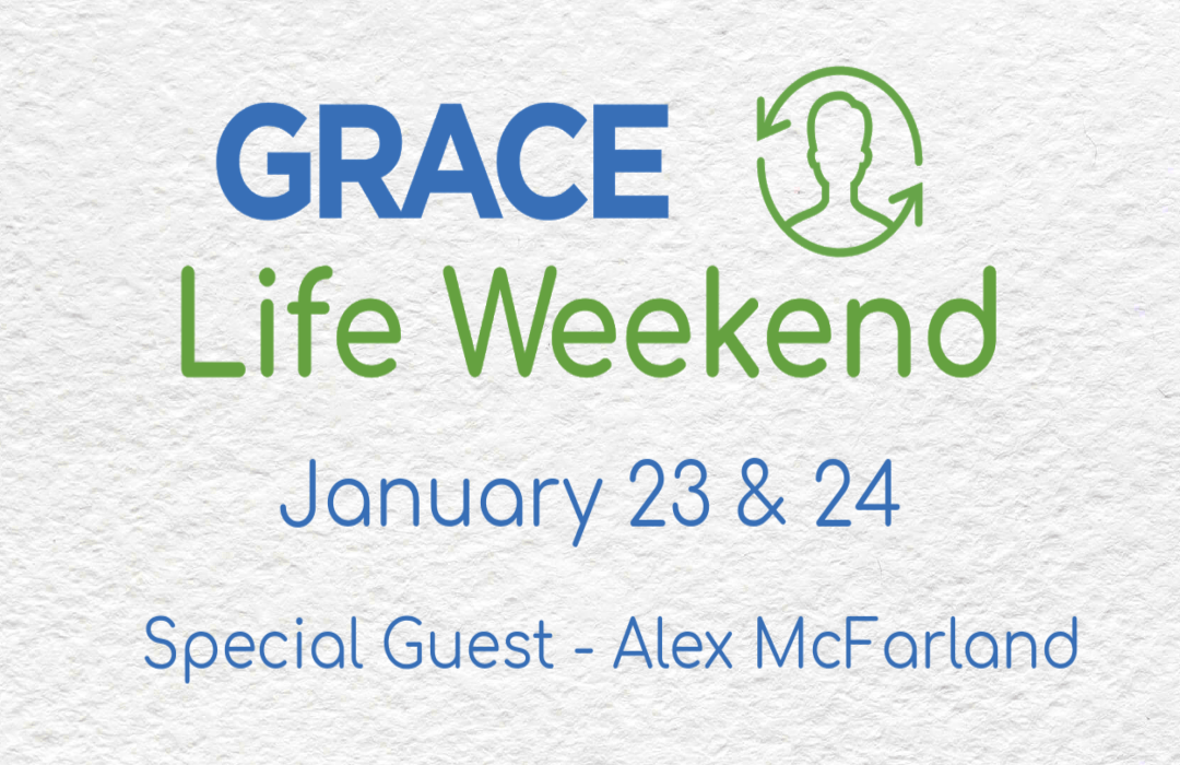 Grace Life Weekend Event Size 2 image