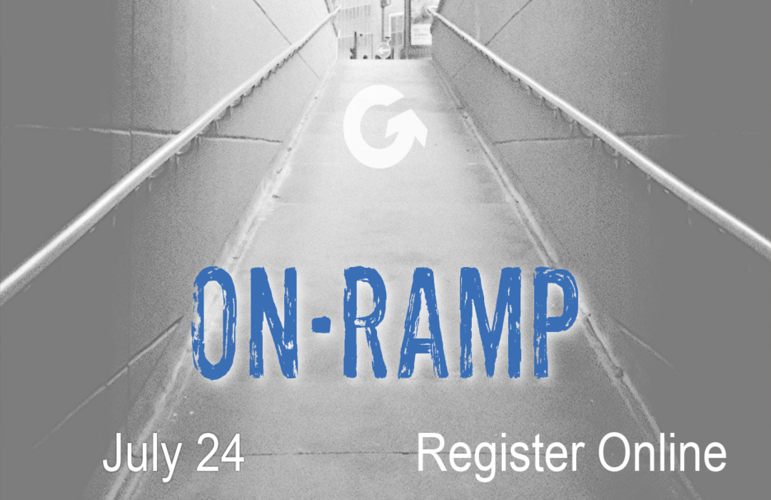 On-Ramp New Event Graphic image