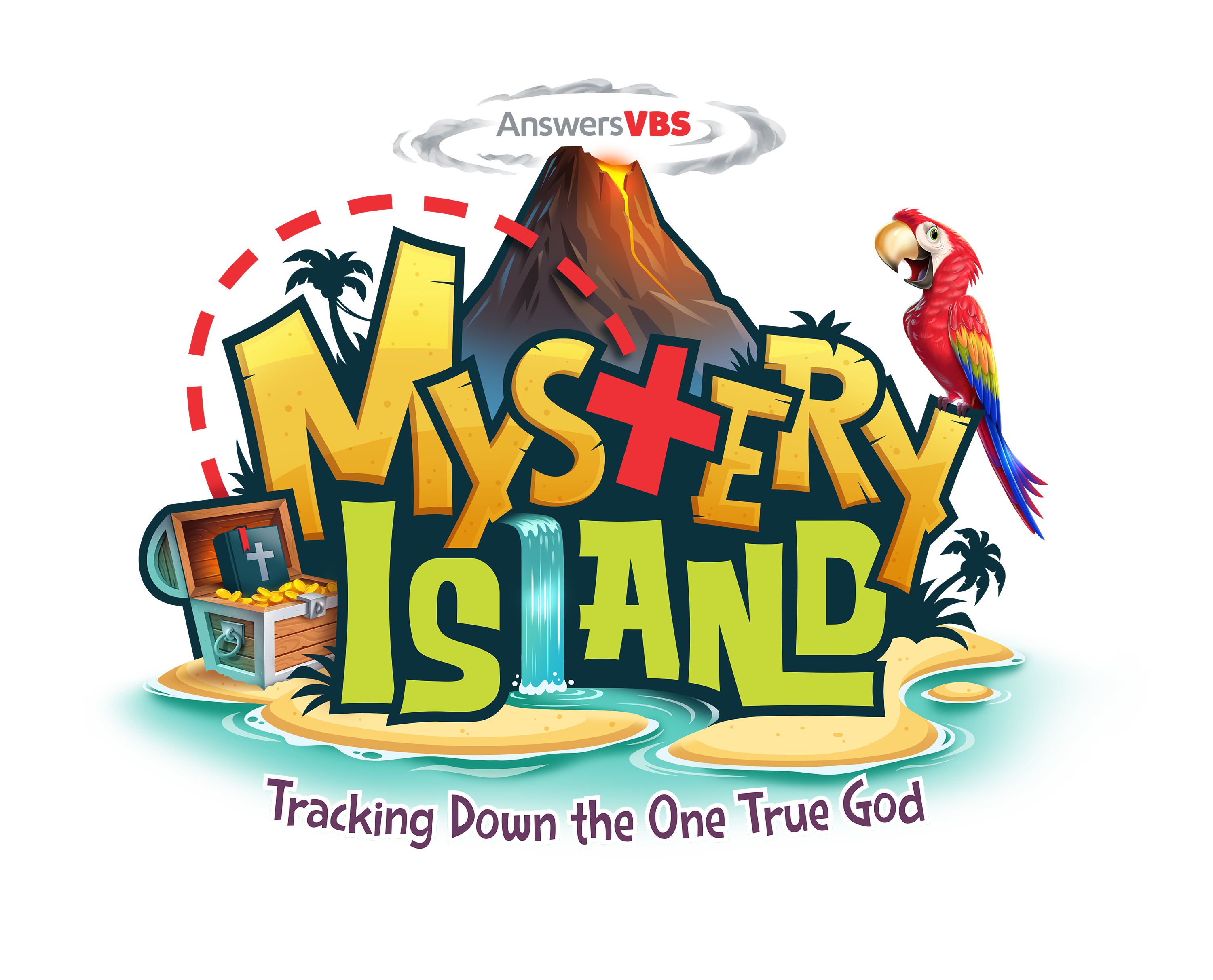 mystery-island-logo png image