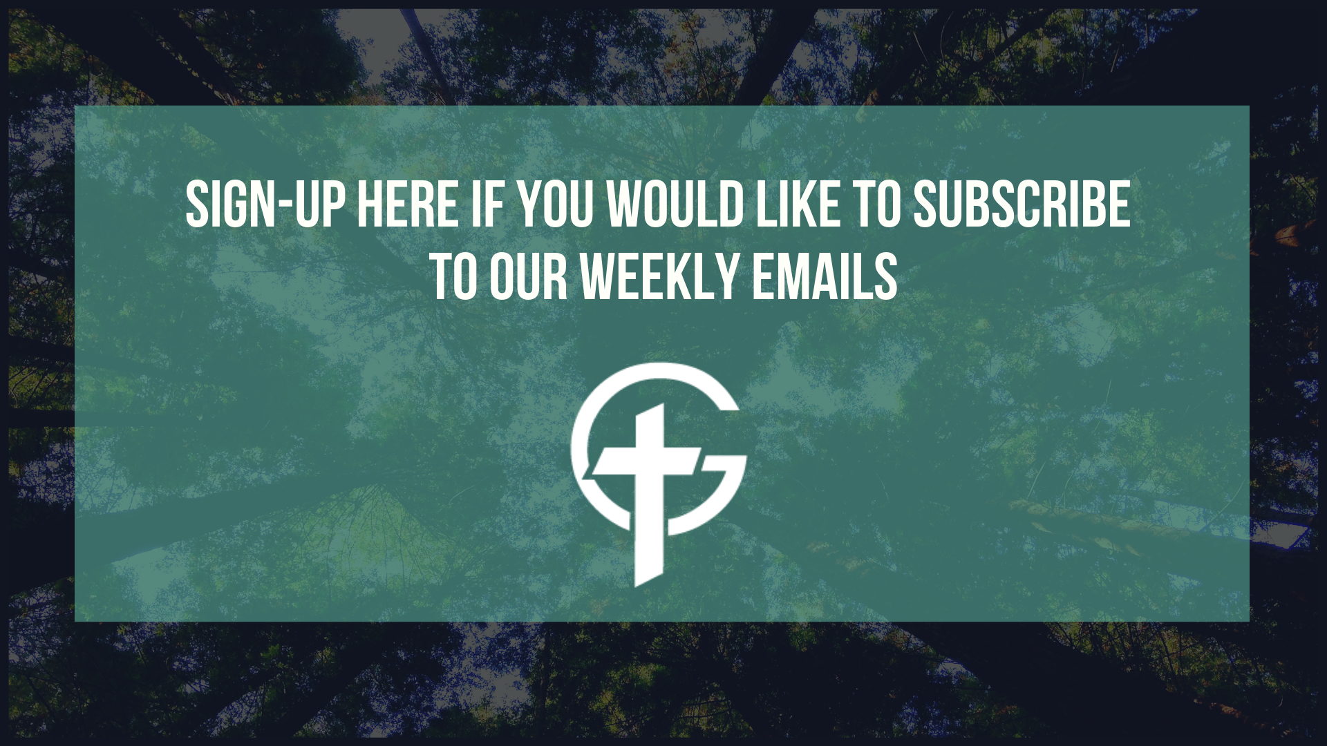 Send us an email if y ou would like to subscribe to our 'Happenings @ Grace'-3