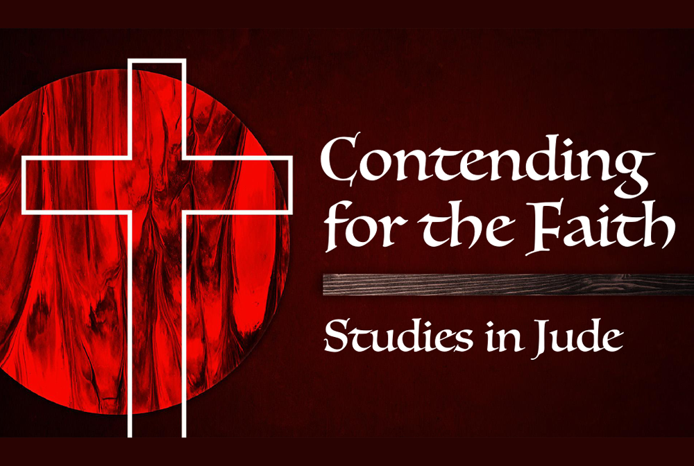 Contending for the Faith: Studies in Jude banner