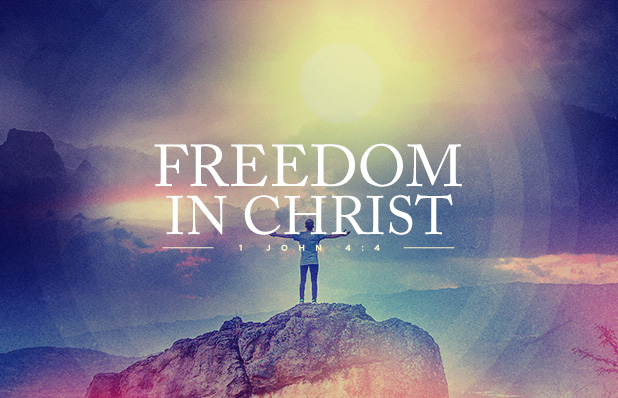 Freedom in Christ_Blog