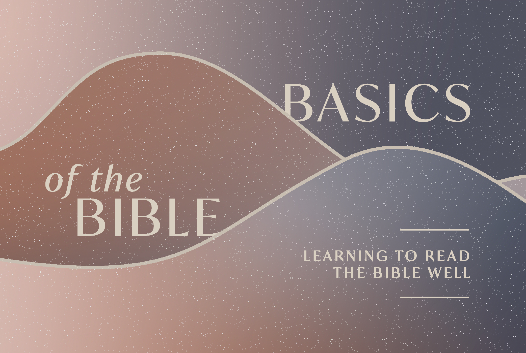 GFC - Bible Basics - Sermon Icon image