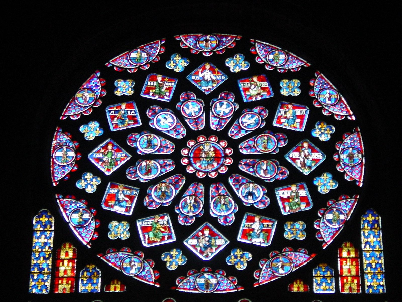Chartres Cathédral - Inside 2