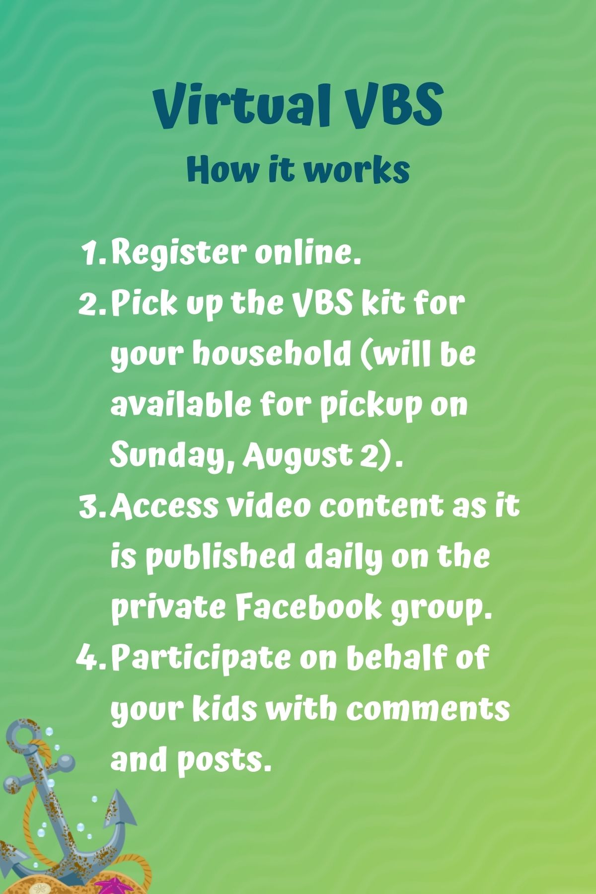 Virtual VBS How To