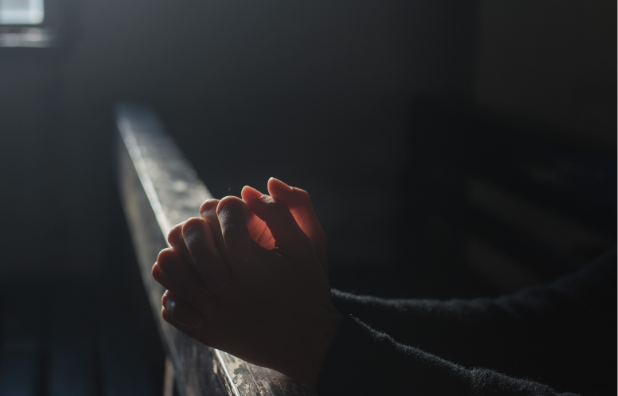 power of prayer blog