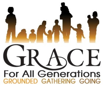 Grace for All Generations - Transparent Background