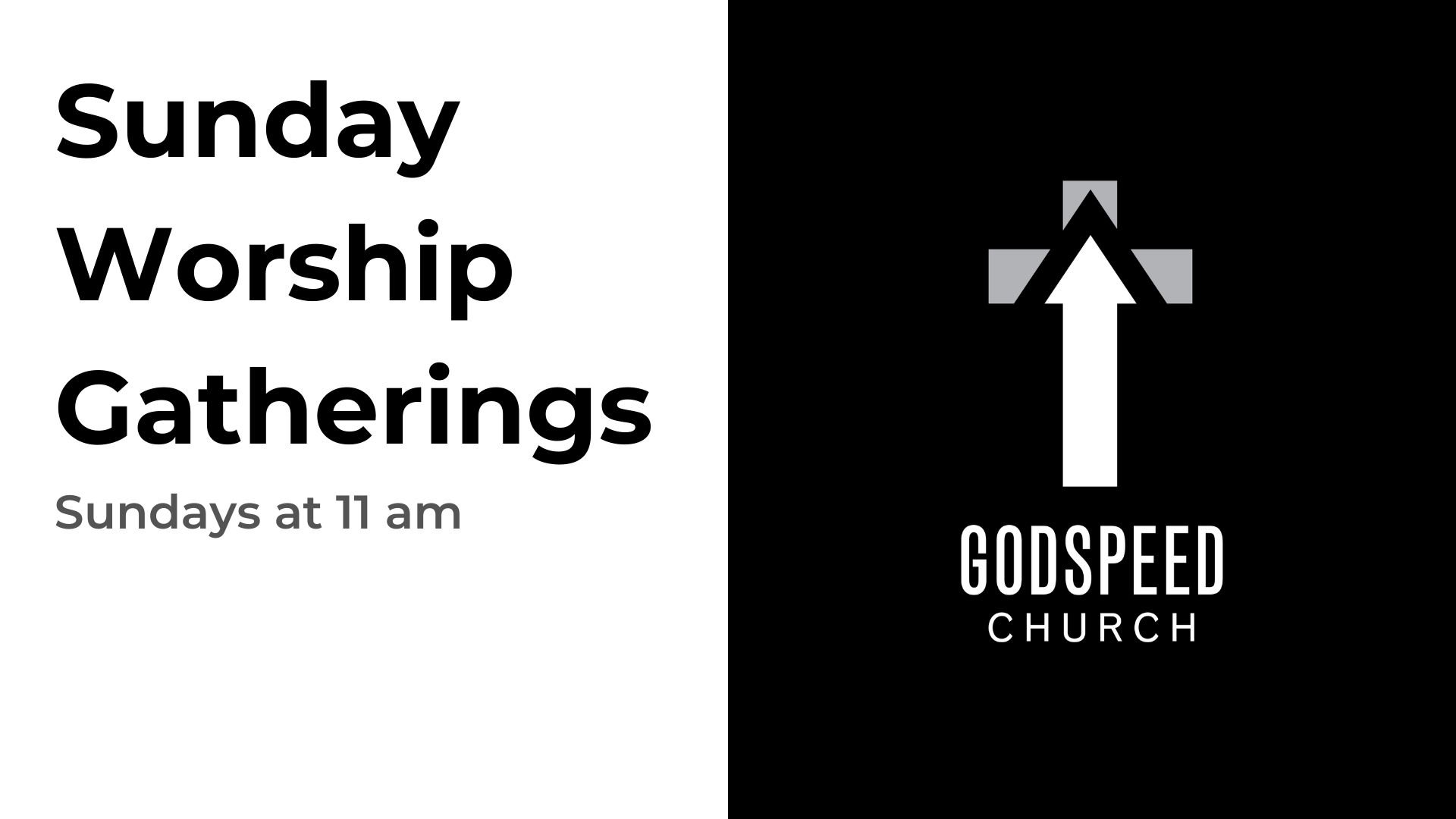 Sunday Worship Gatherings 11am-2 image