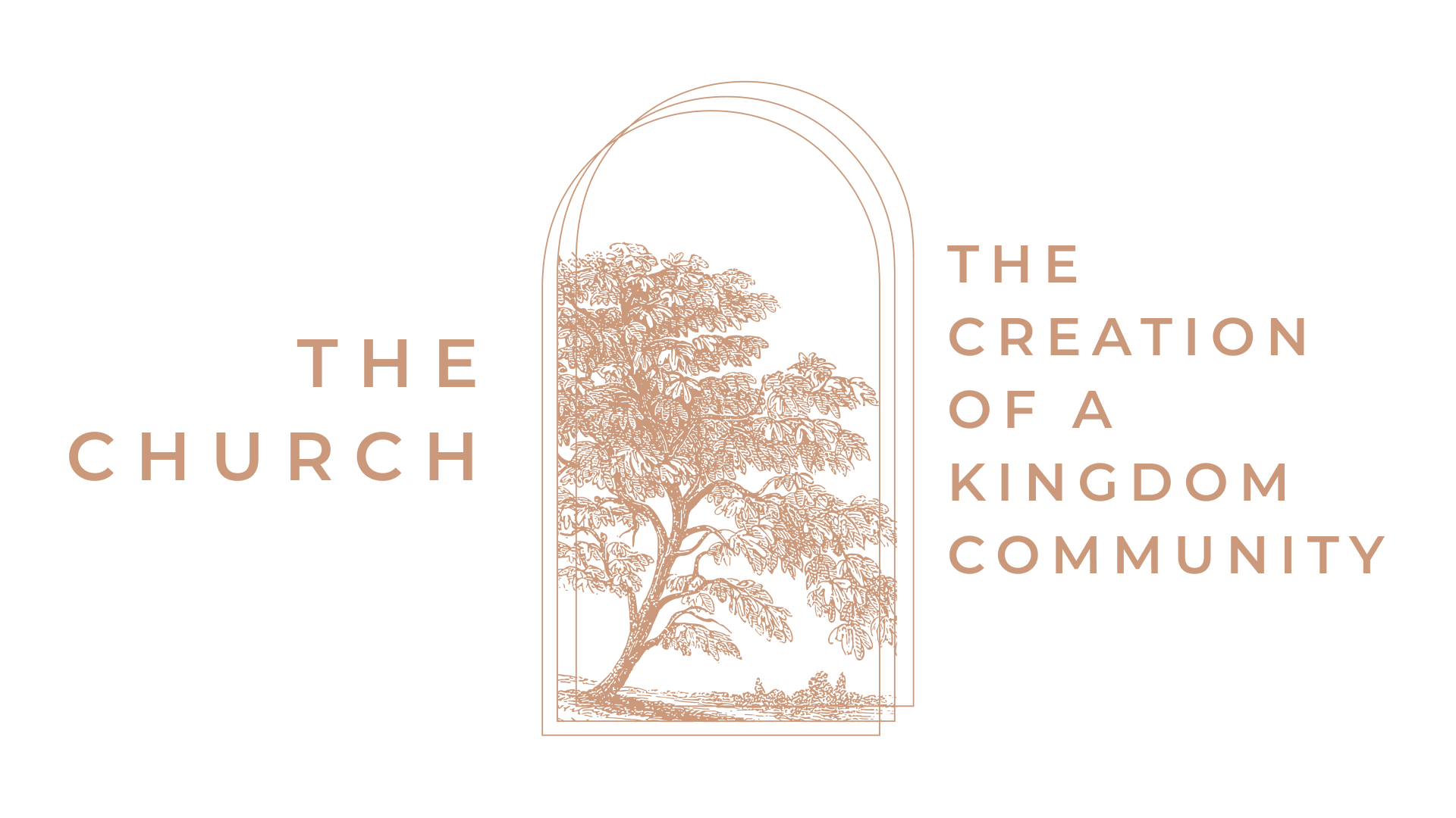 The Church: The Creation of a Kingdom Community