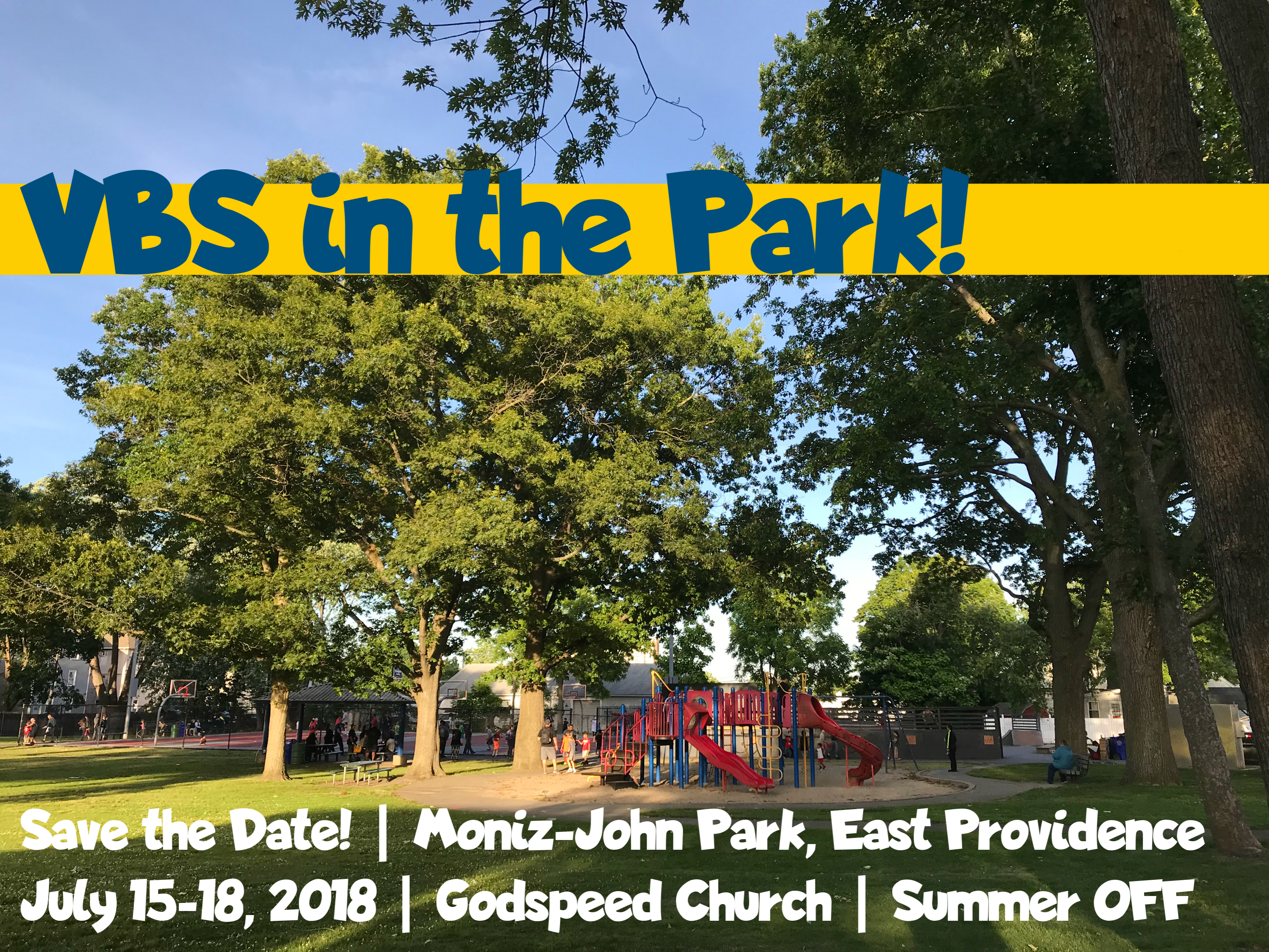 VBS in Park 2019 GS image