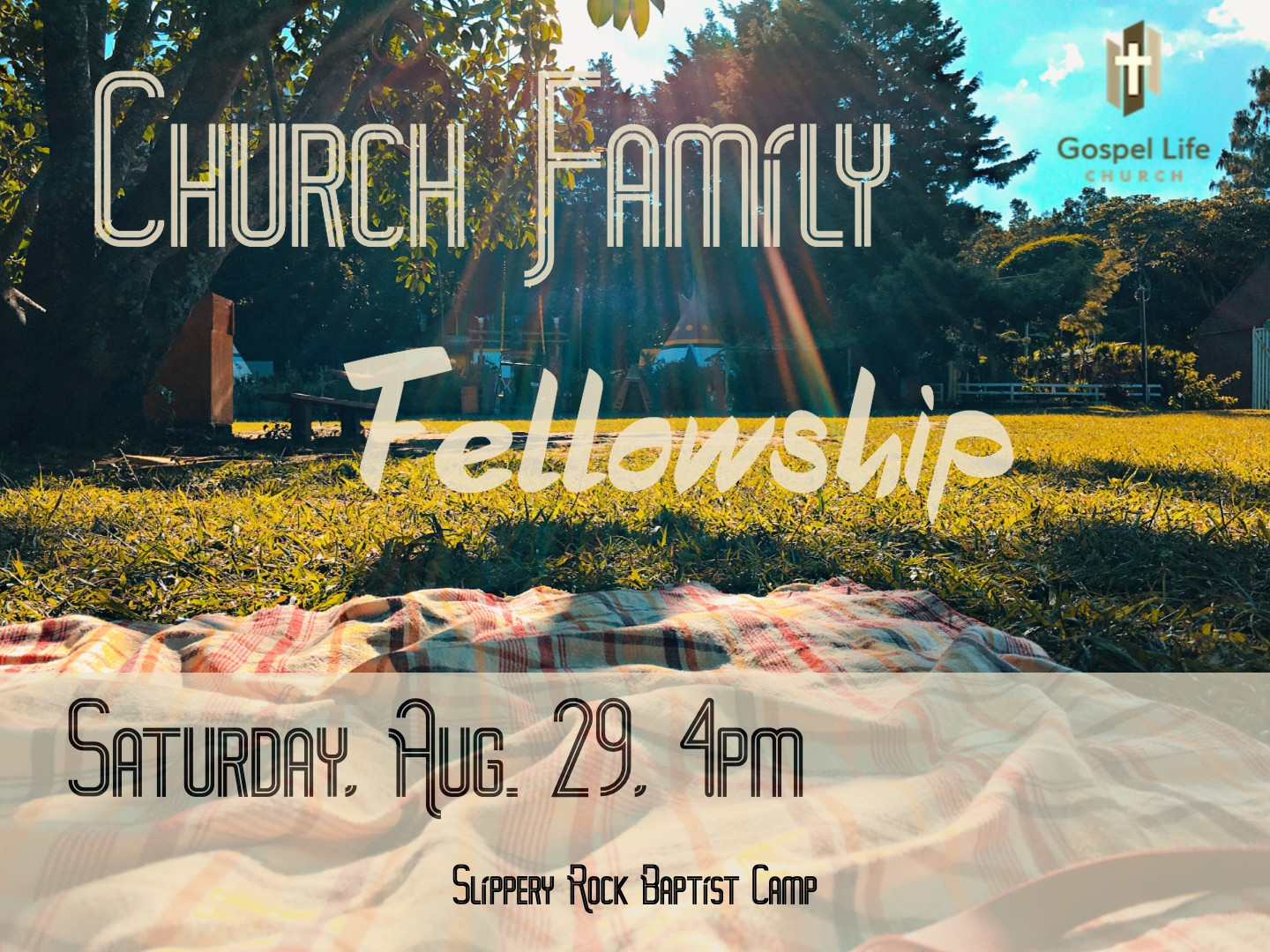 Church Family Fellowship - 2020