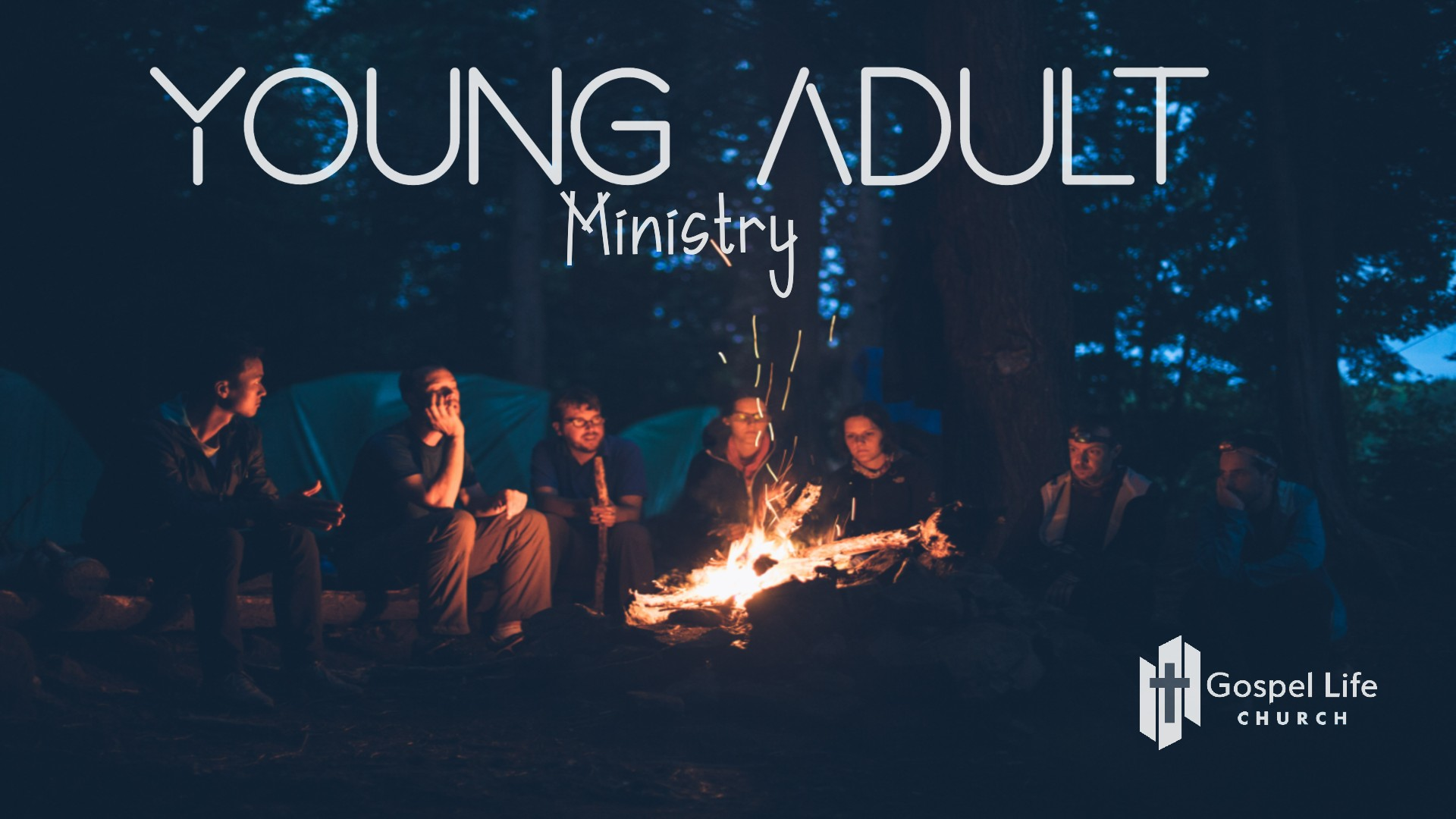 Young Adult Ministry - Wide