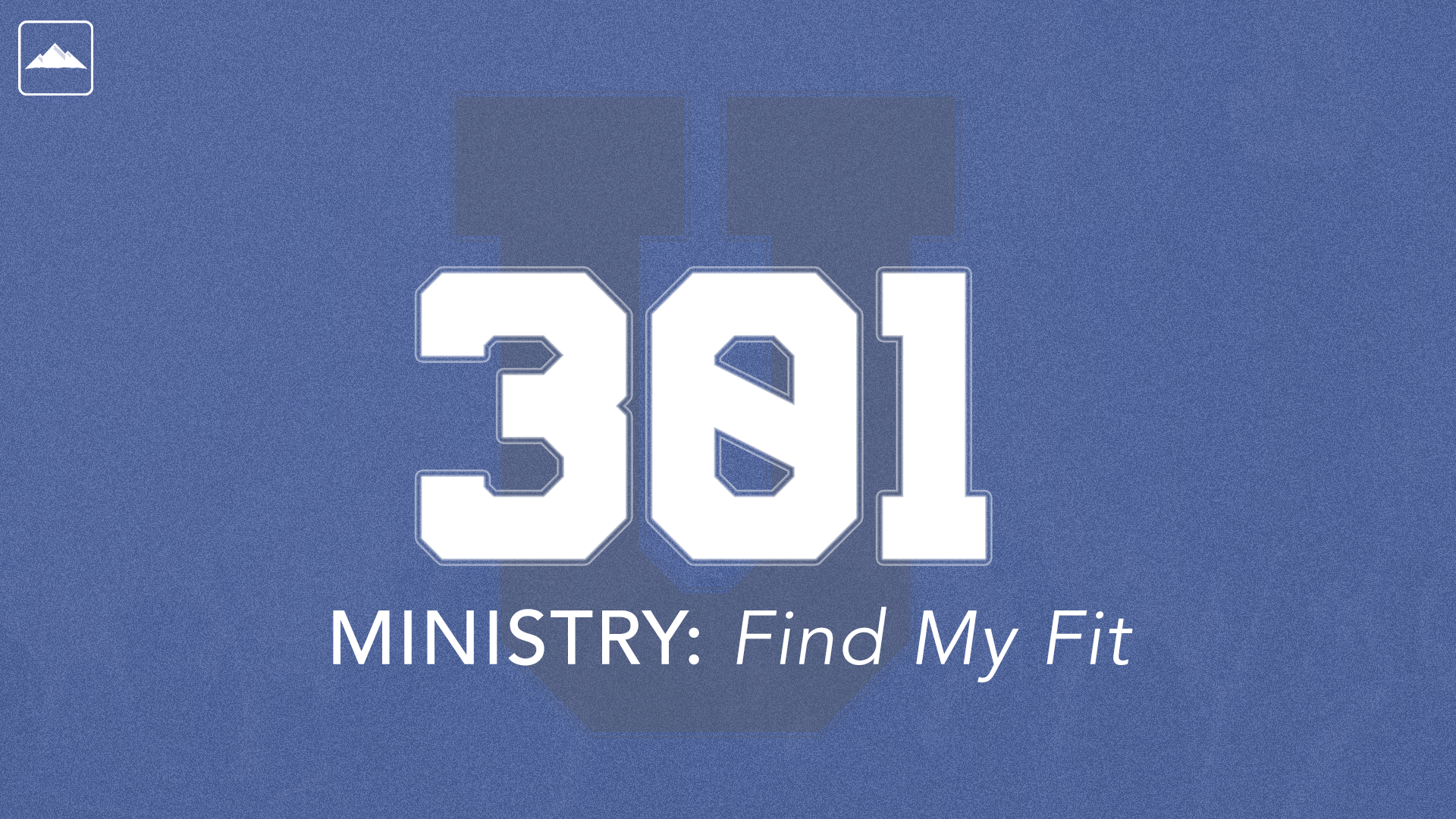 301 - Ministry