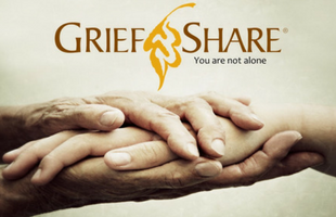 Grief Share Stock Photo