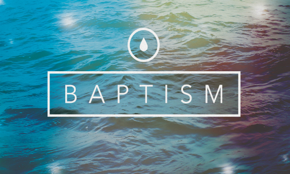 Baptism Class March 23rd