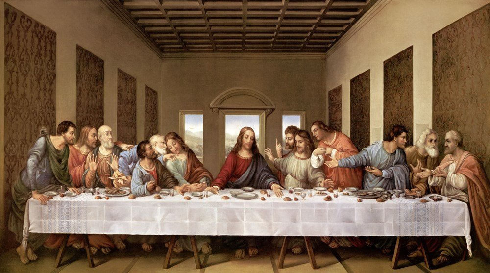 last supper-Maundy Thursday-Easter-Holy Week image