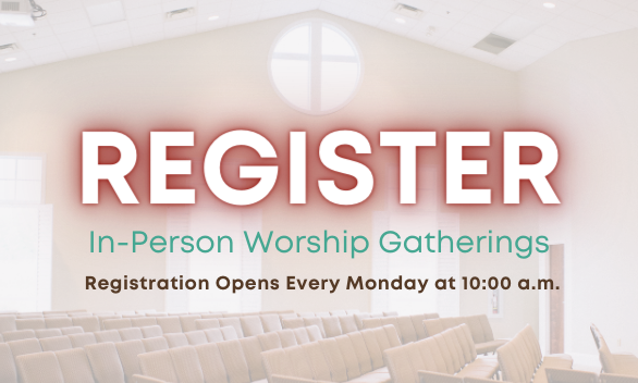REGISTER | Sunday Services