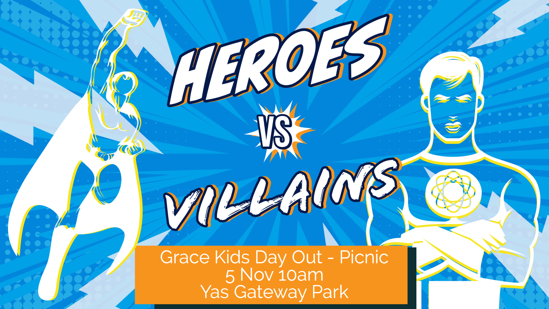 Grace Kids Day Out image