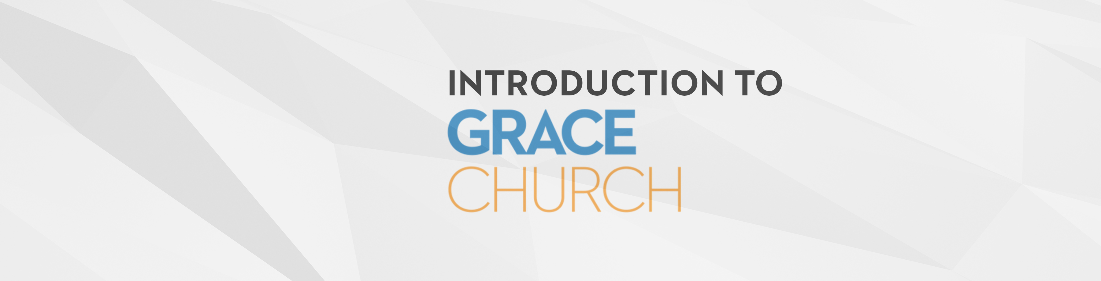 Intro to Grace WEB HEADER image