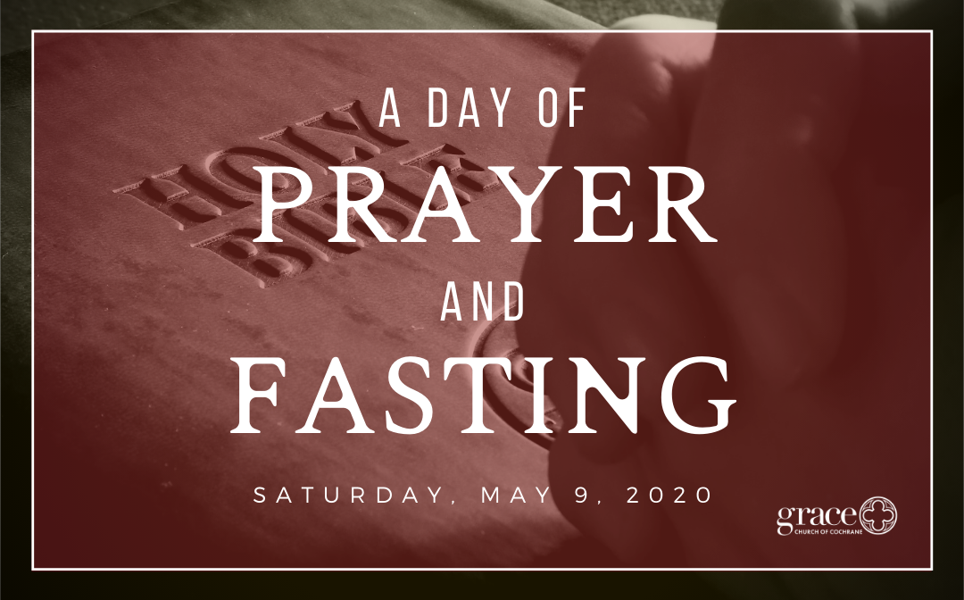 Day of Prayer and Fasting Simpler blog May 9
