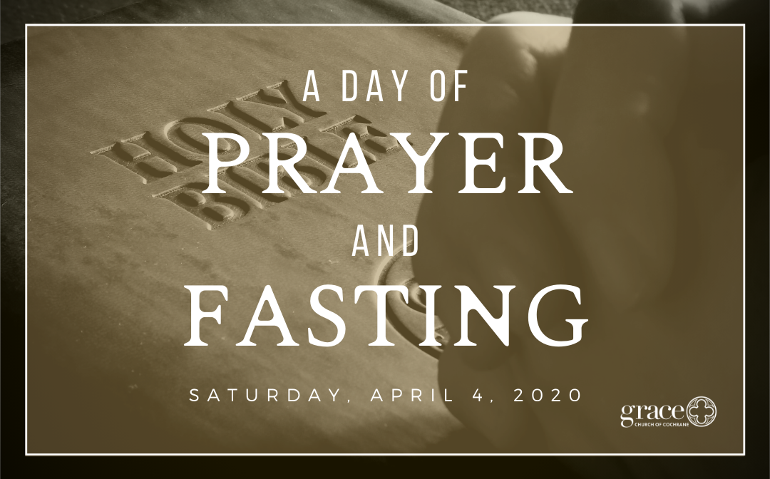Day of Prayer and Fasting Simpler blog