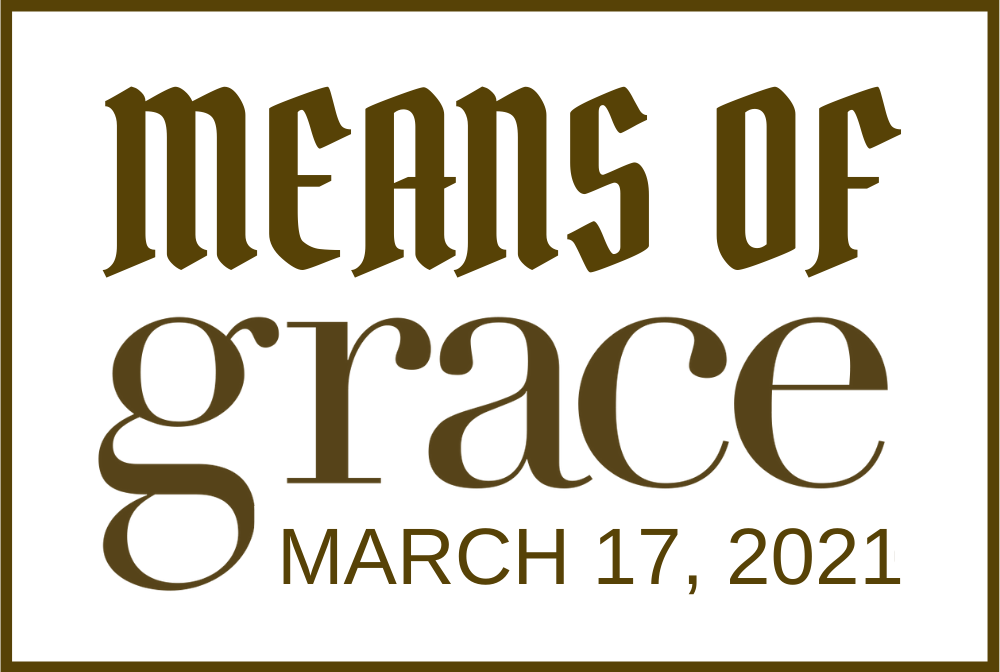 Means of Grace 2