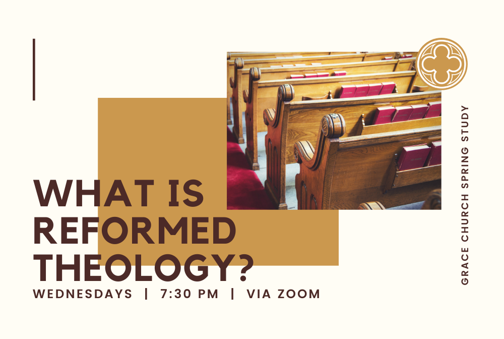 What Is Reformed Theology Blog
