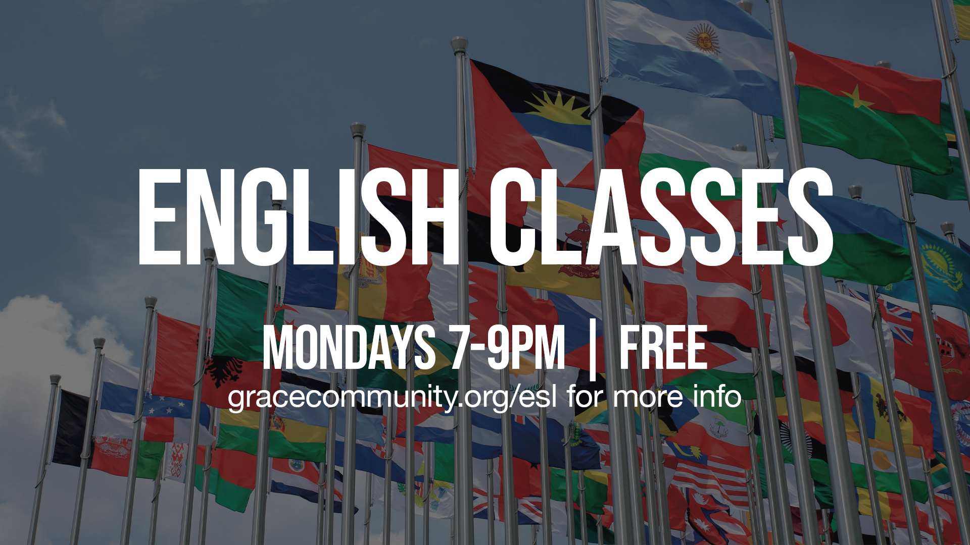 English classes (ESL) image